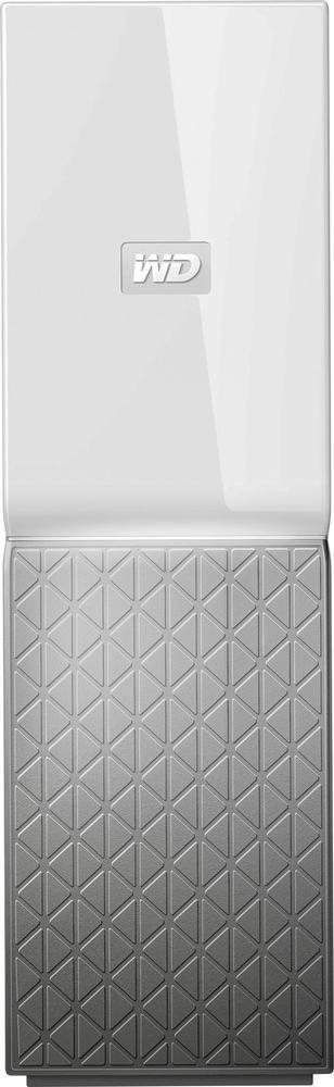 WD - My Cloud Home 6TB External Hard Drive (NAS) - White