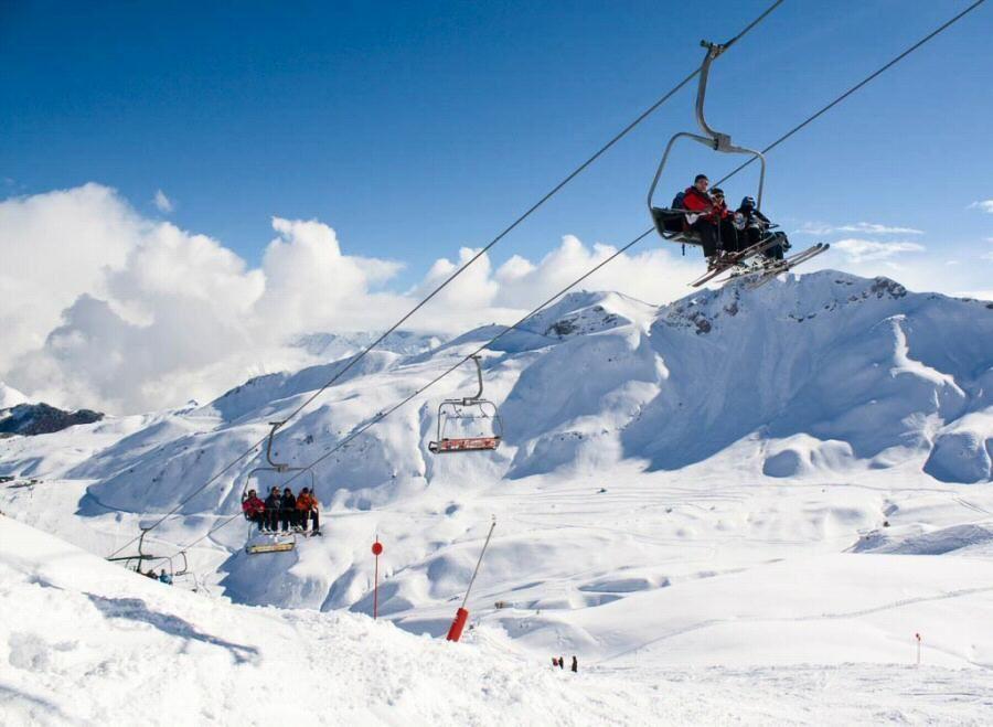 Viaja Al Mejor Precio Estaciones De Esqui Aragón Esquiar