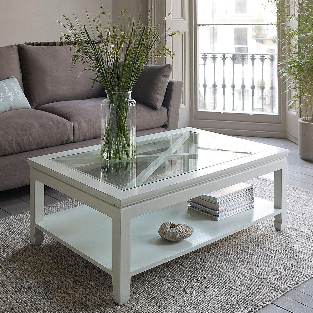 Mandara Coffee Table White Glass Coffee Table Coffee Table Coffee Table White [ 1000 x 1000 Pixel ]