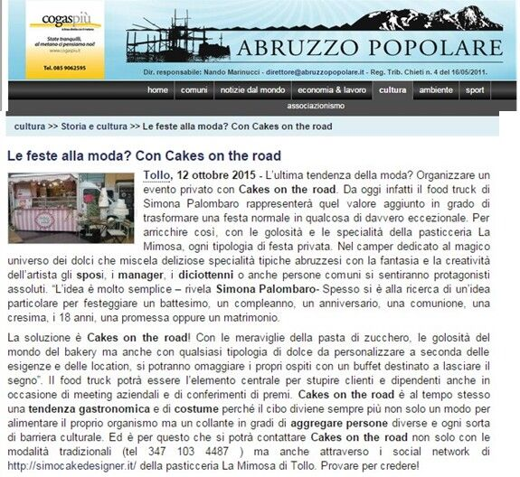Tratto da http://www.abruzzopopolare.it/cultura/46-storia-e-cultura/15897-le-feste-alla-moda-con-cakes-on-the-road.html