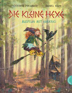die kleine hexe bilderbuch   kinderbücher, preußler und hexen