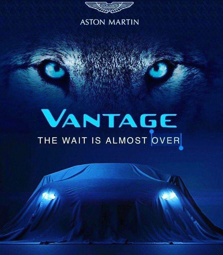 Aston Martin Vantage, Aston Martin