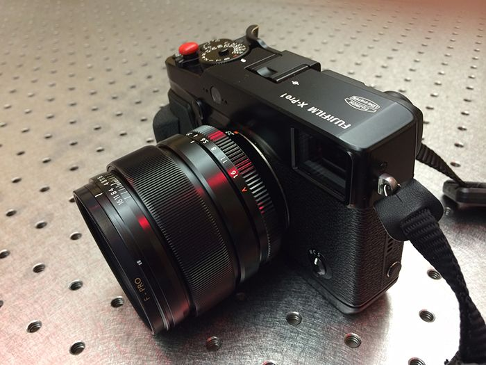 Fujifilm X lens for best food photography | the 23mm f 1 4 lens is a bit heftier than some of ...