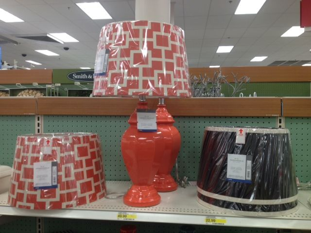 Home Goods · Coral Lamp Shade For My Coral/grey Bedroom! Grey Coral  Bedroom, Bedroom Colors