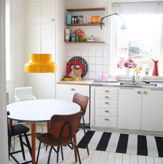 Lámparas Colgantes para tu Cocina, ¿Cuál es tu color? Verde, Rojo ...