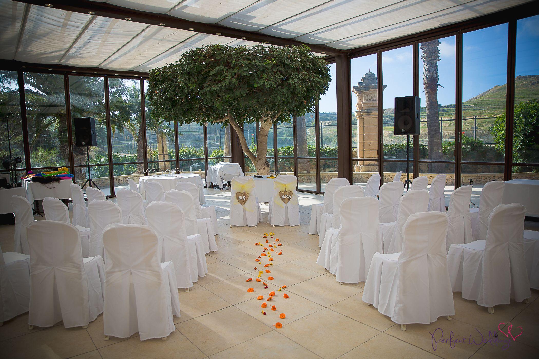 Rose David S Wedding In Ta Frenc Gozo Photo By Joe Caruana Table Decorations Venues Wedding Venues