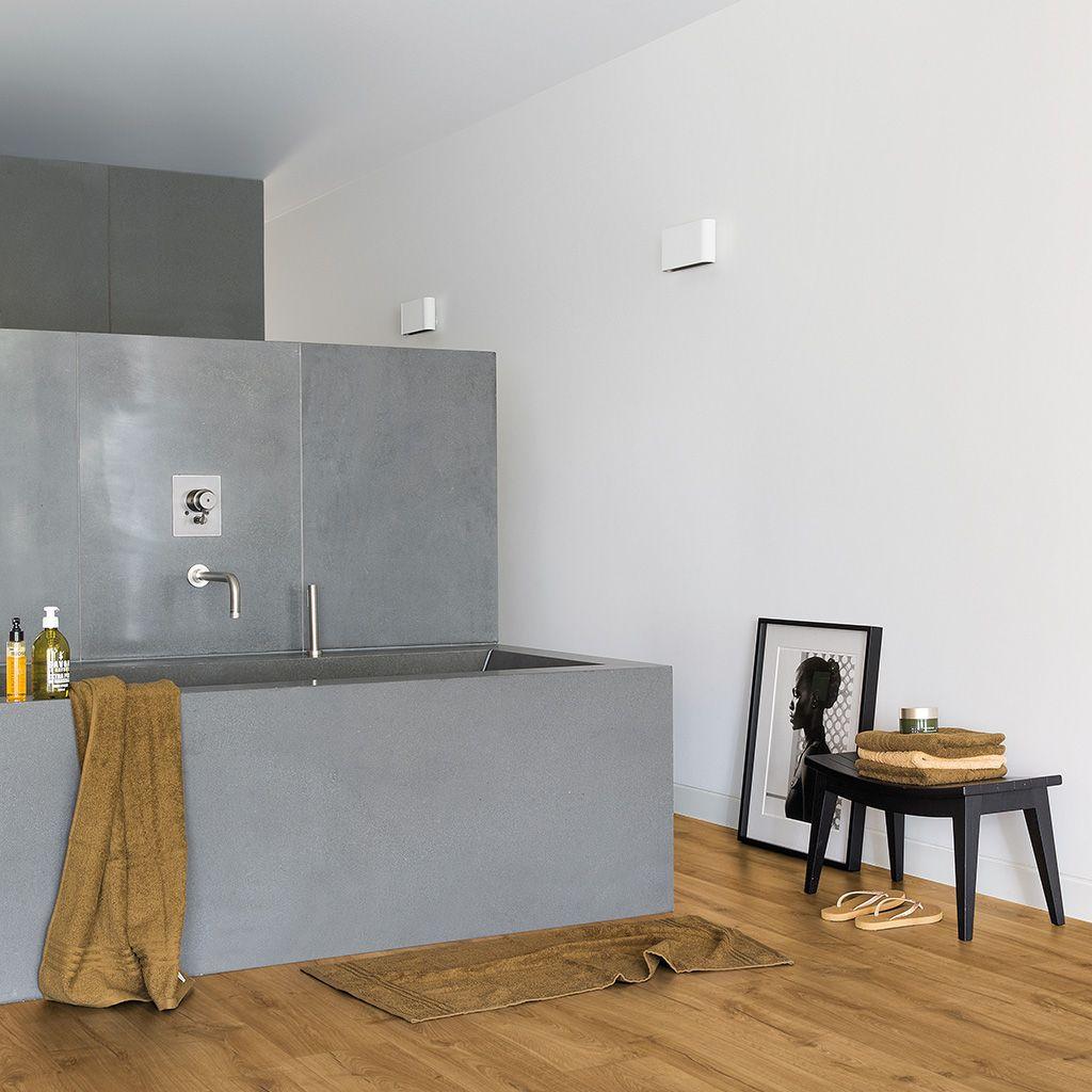 Waterbestendig Quick-Step impressive laminaat voor keuken, badkamer ...