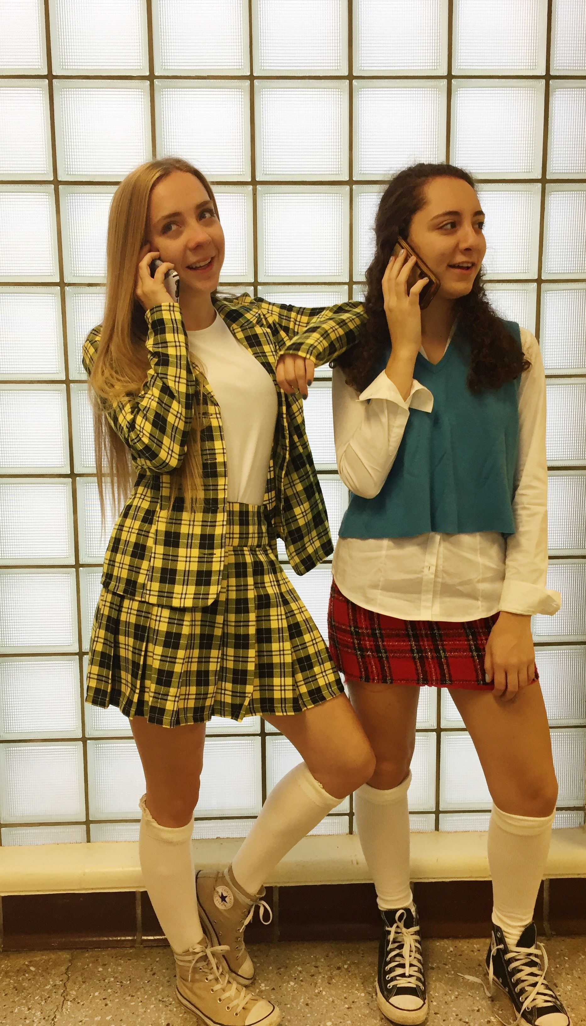 Clueless Costume  Spirit week: Character day #characterdayspiritweek Clueless Costume  Spirit week: Character day #characterdayspiritweek
