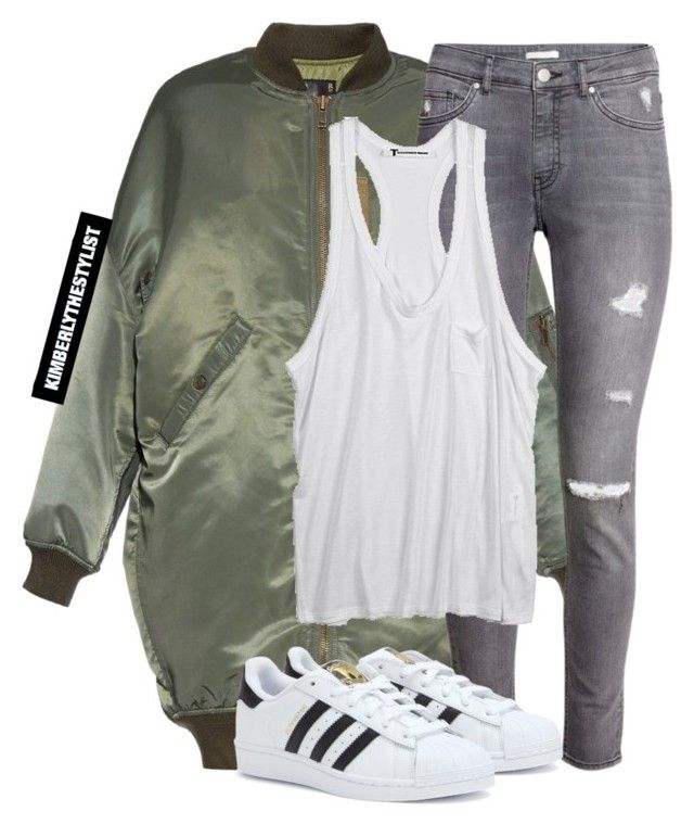Untitled #3841 | My Polyvore Finds | Adidas jacket, Polyvore