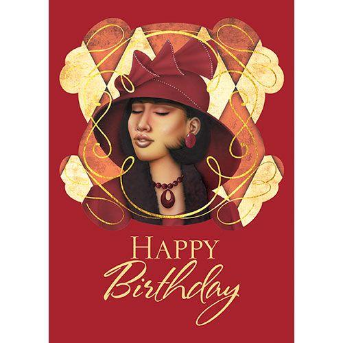 happy birthday african american woman Google Search – African American Birthday Cards