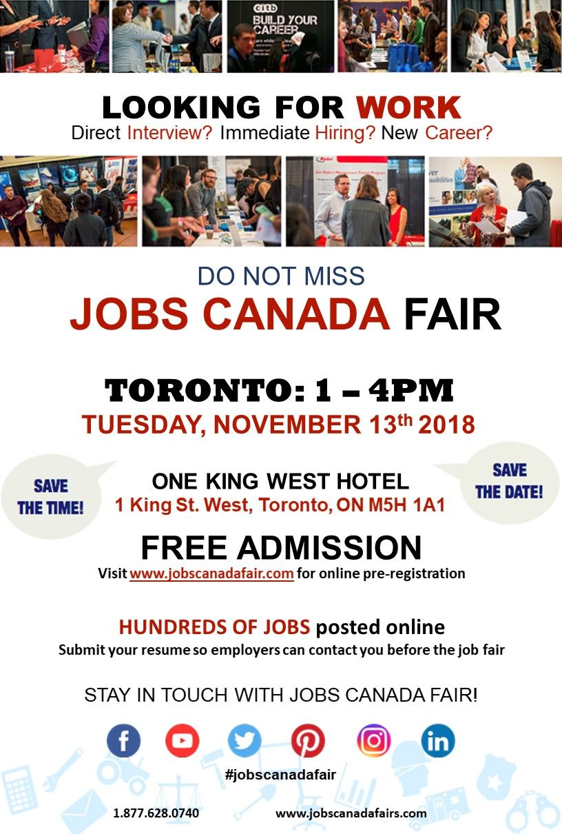 toronto jobs canada