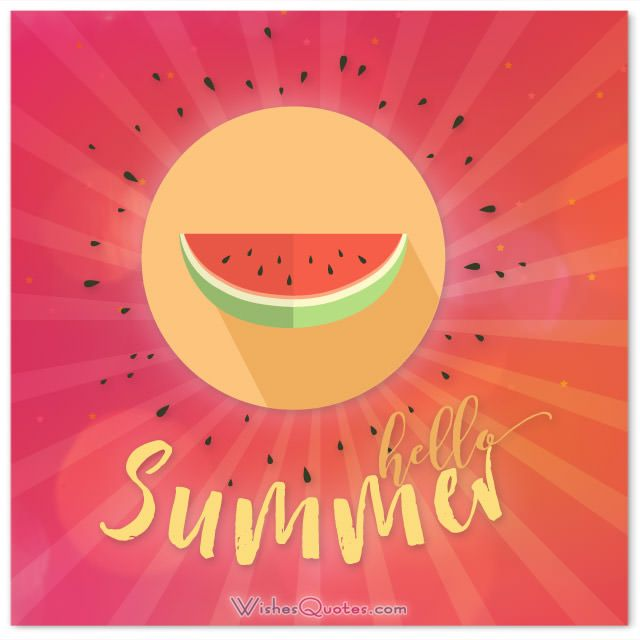 Superior Happy Summer Messages And Summer Quotes