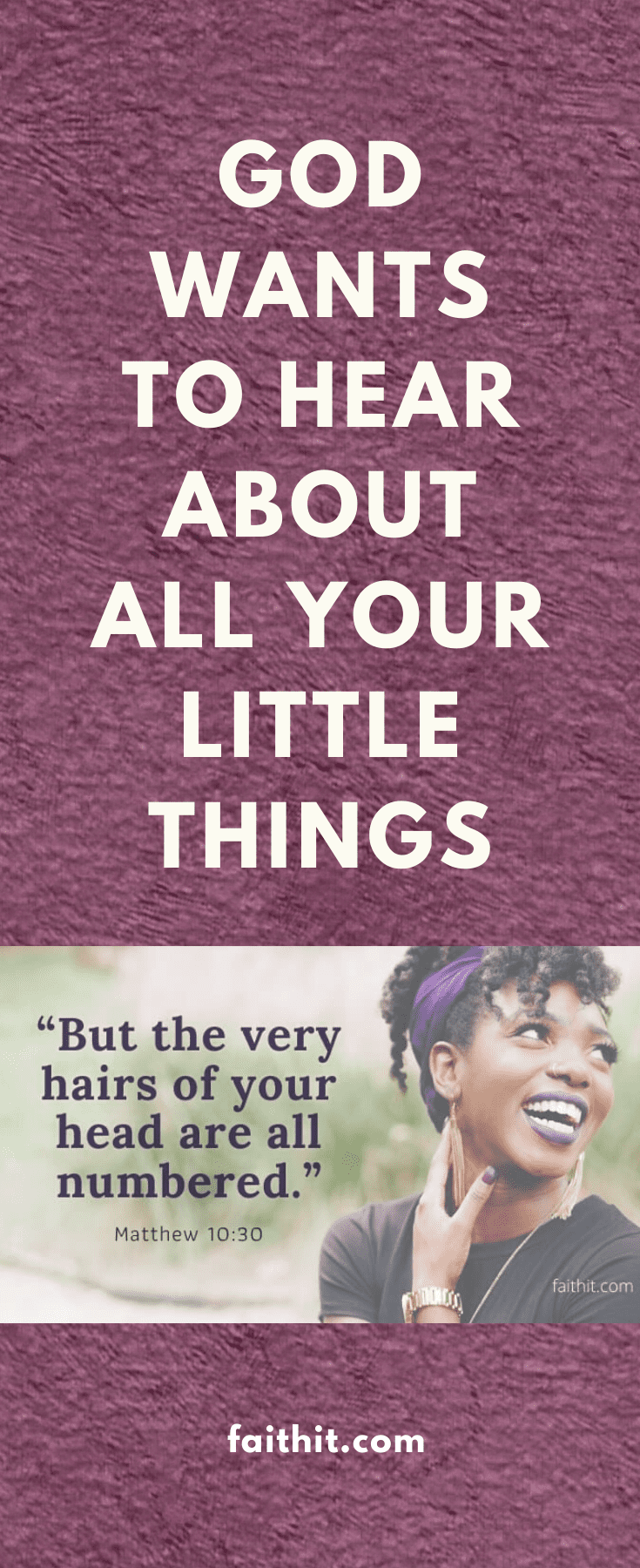 God Wants To Hear About All Your Little Things Your Daily Devotion May 1 Daily Devotional Guy Friendship Quotes Devotions