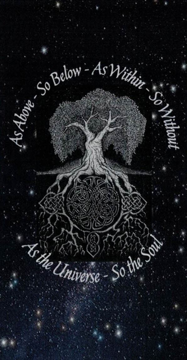 Tree of Life wallpaper | Quotes | Book of shadows, Tattoos, Occult