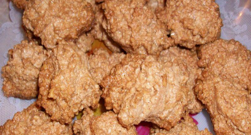 Almond Cookies BruttiI Boni