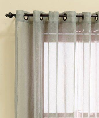 Extra-Wide Patio Door Curtain Patio doors Pinterest Vorhänge - vorhänge für wohnzimmer