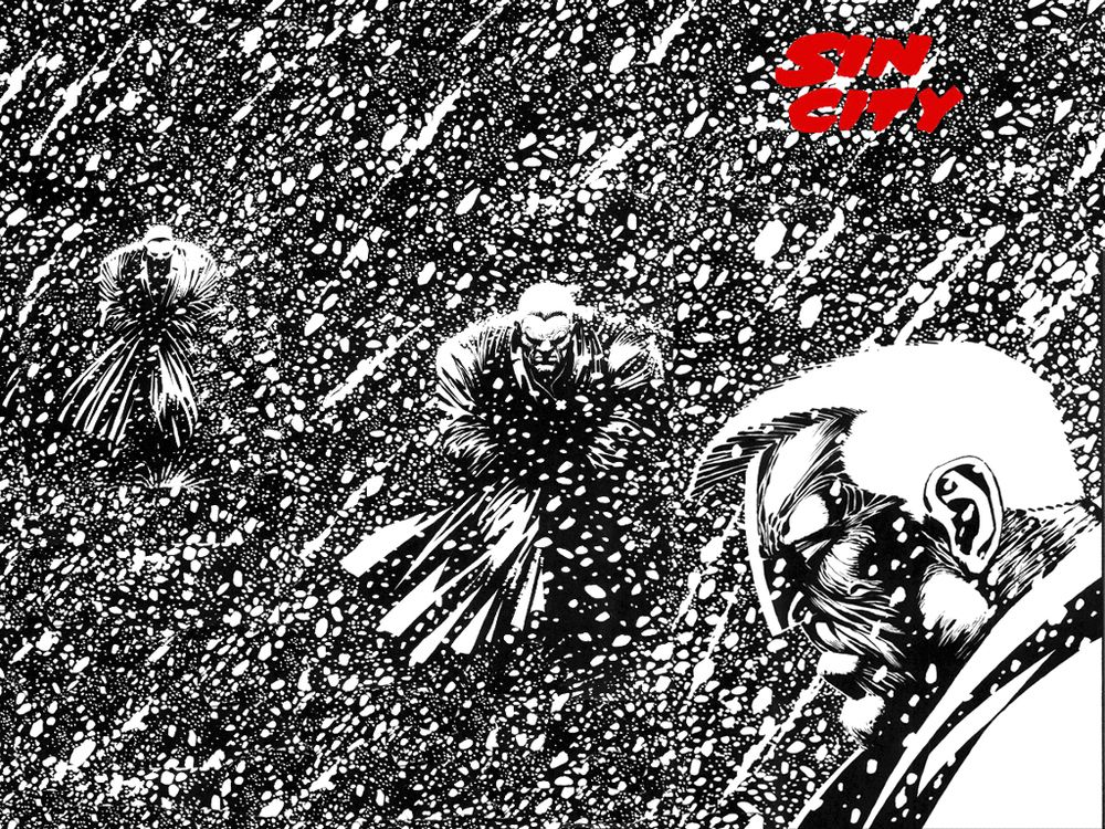 NYCC11: Frank Miller Confirms New Sin City Comics ...