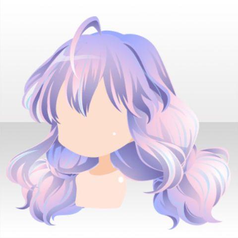 Pin By Danna Alburo On Chibi Hair Anime Hair Chibi Hair Manga Hair