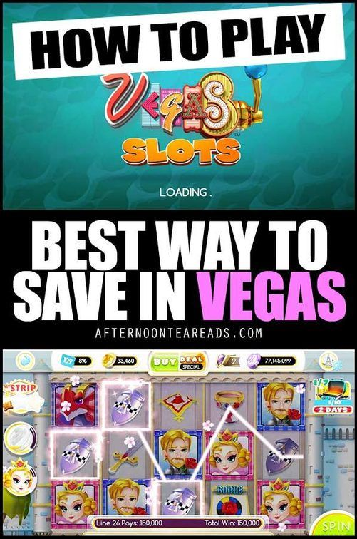 How To Use The MyVegas App To Save Money in Las Vegas in