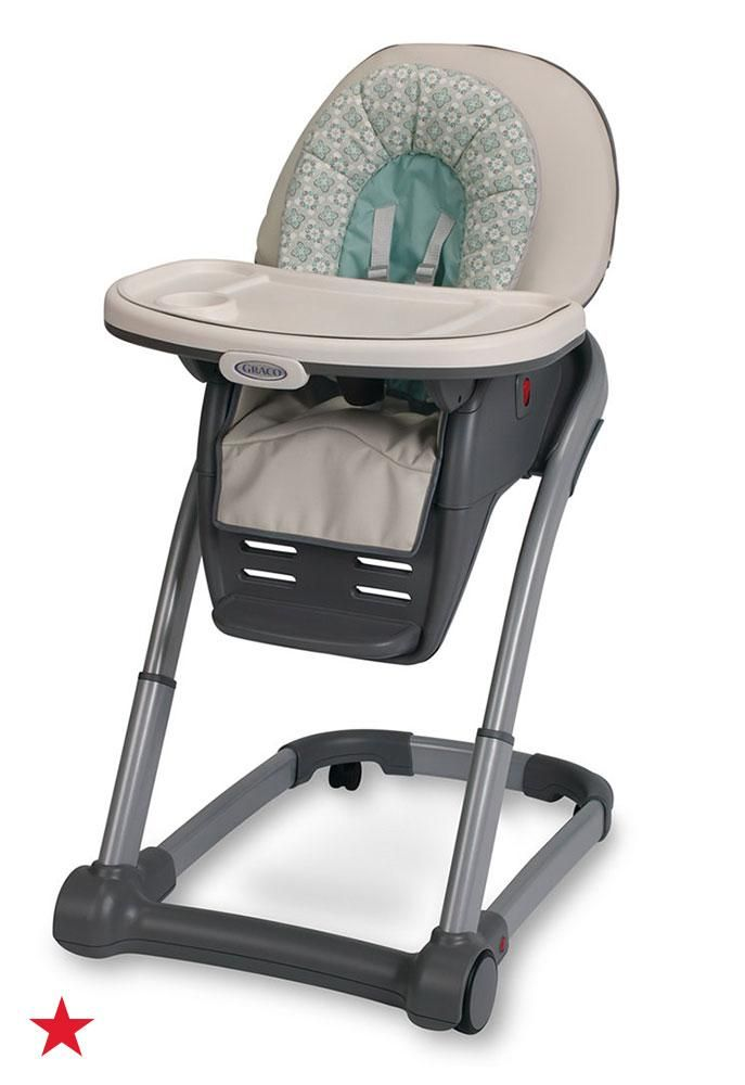Get Ready For Baby With A High Chair You Can Use For Years Graco Blossom 4 In 1 High Chair Adjusts To Your Growing Baby High Chair Best High Chairs High Chair