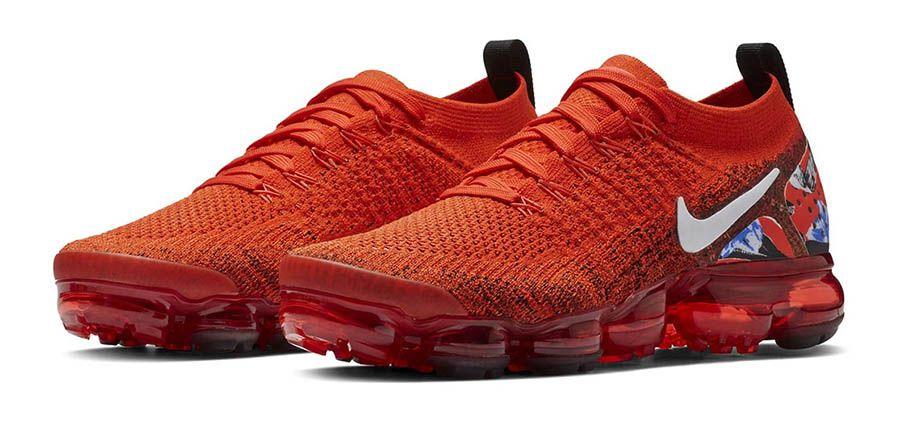 "Nike Air VaporMax Flyknit 2.0 ""Chinese New Year"", Toute De"