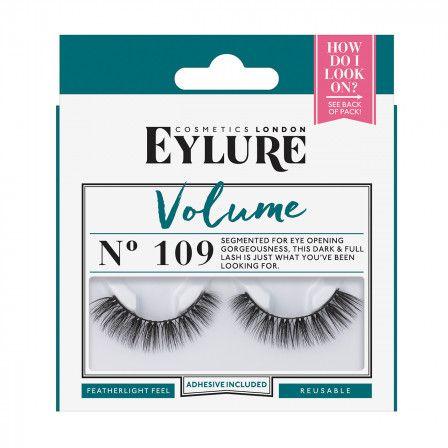 c021d1ec6f4 EYELURE VOLUME 109 LASHES | makeup | Lashes, Eyelure lashes, Eylure ...