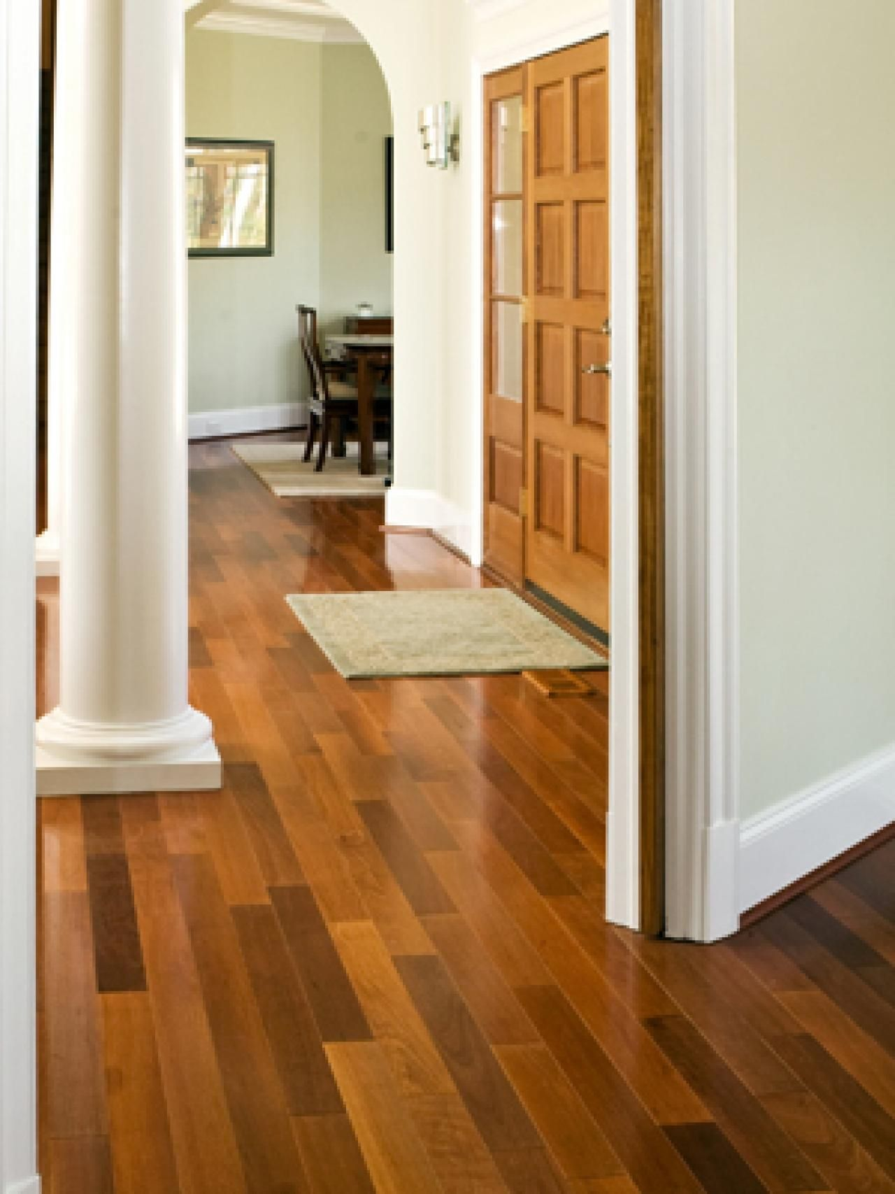 10 Stunning Hardwood Flooring Options Interior Design Styles And Color Schemes For Home Decorating Hgtv