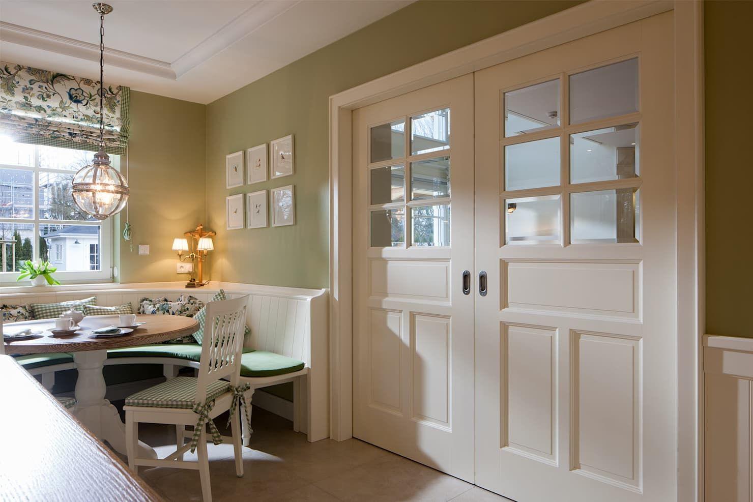 By Beinder Schreinerei Wohndesign Gmbh Country Homify House Sliding Doors House Design