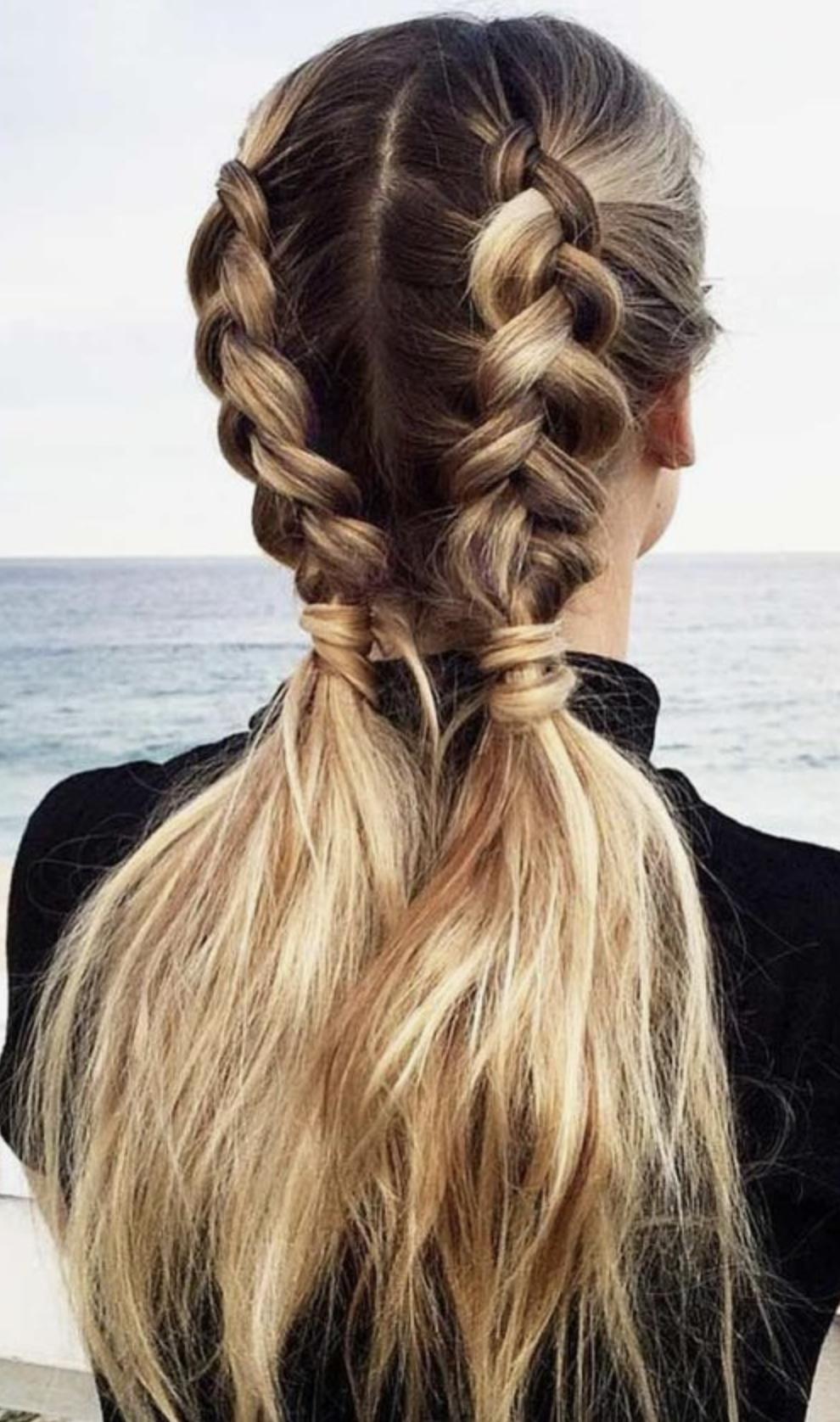 Bu Kış Saçlarınızı Balıksırtı Örgüsü İle Örün