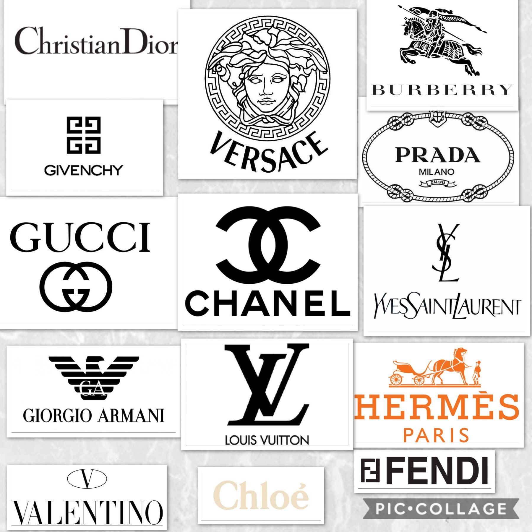 Top 15 fashion brands in the world