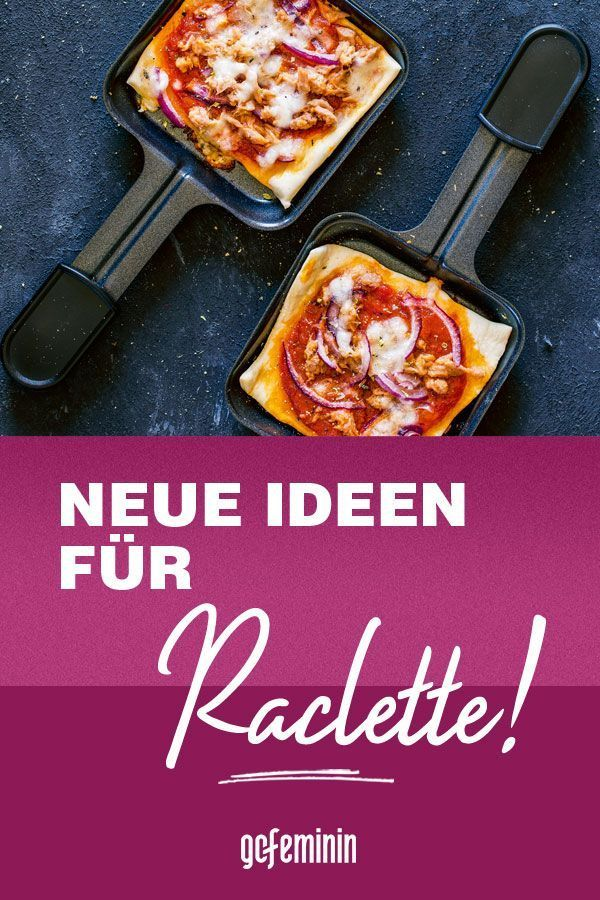 Photo of Raclette ideas: From pizza raclette to omelette in a pan
