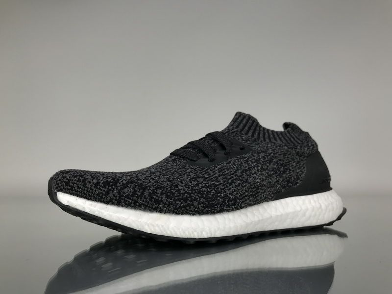 "abbc63bbf12ec Adidas Ultra Boost Uncaged ""Matte Black"" Real Boost BY2551 Sneaker for Sale2"