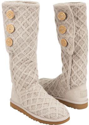b4730e99dd8 UGG Lattice Cardy Womens Boots - UGG Australia - Polyvore | The boot ...