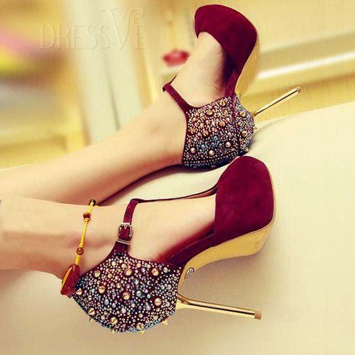 Shoes heels, Prom shoes