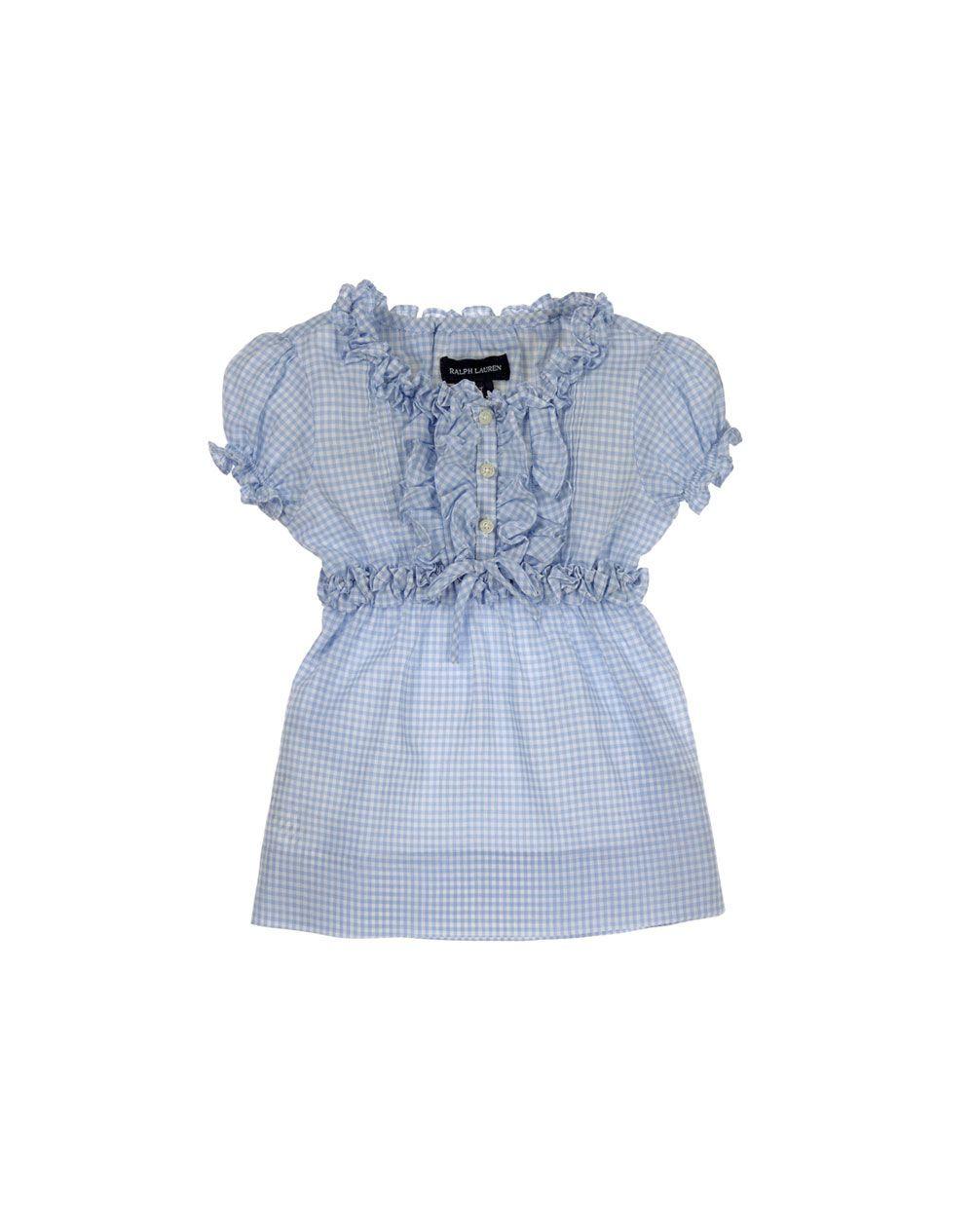 999eee405 Blusa de niña Ralph Lauren - Niña - Blusas y Camisas - El Corte ...