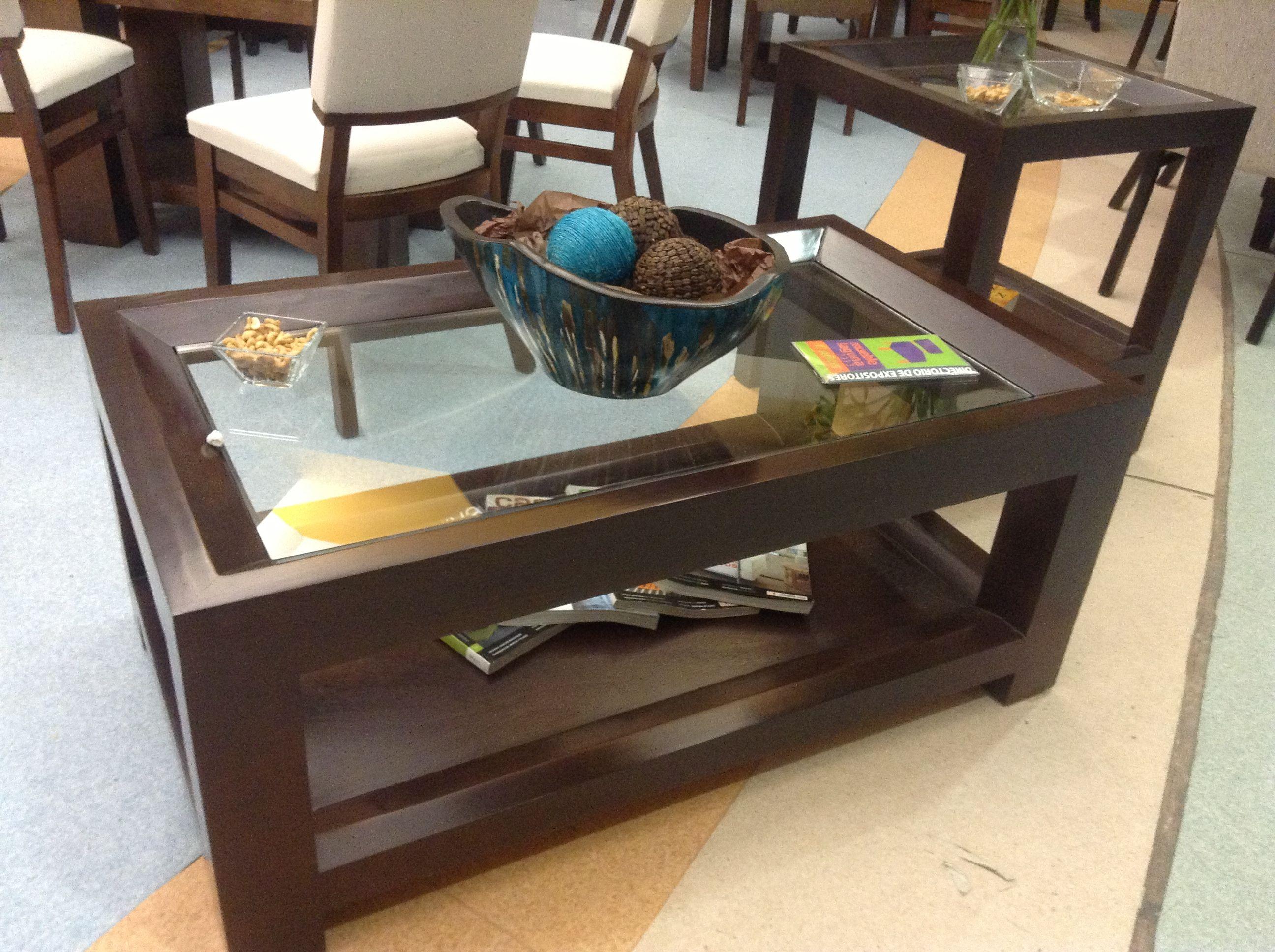 Mesa De Sala Muebles Pinterest De Salas Mesas Y Dise O De  # Muebles Coquetos