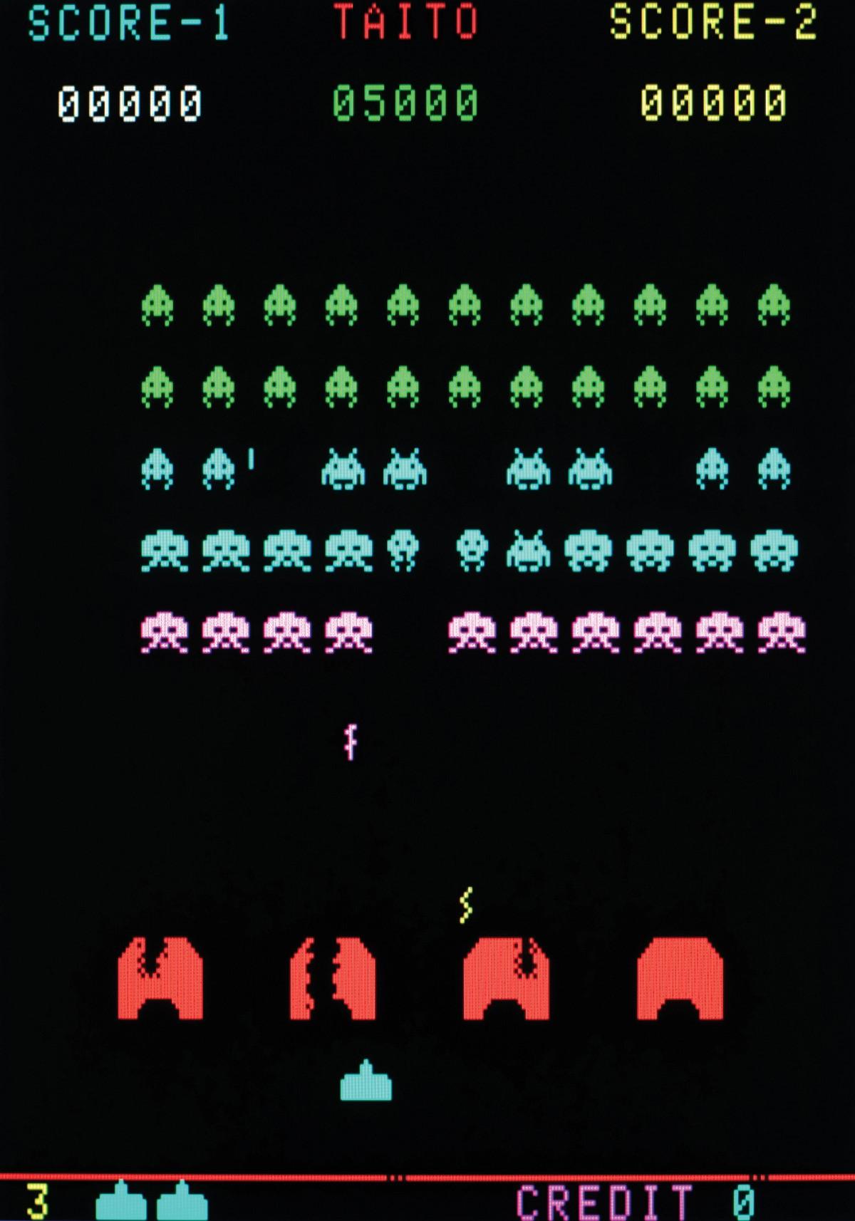 Arcade Game 1980s List