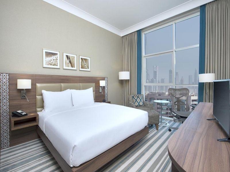 Hilton Garden Inn Dubai Al Mina Dubai Deal Just 47 Per Night