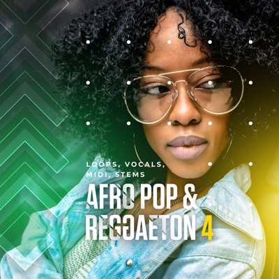 Diginoiz Afro Pop Reggaeton Vol 4 Producer Spot Reggaeton Afro Reggae Music