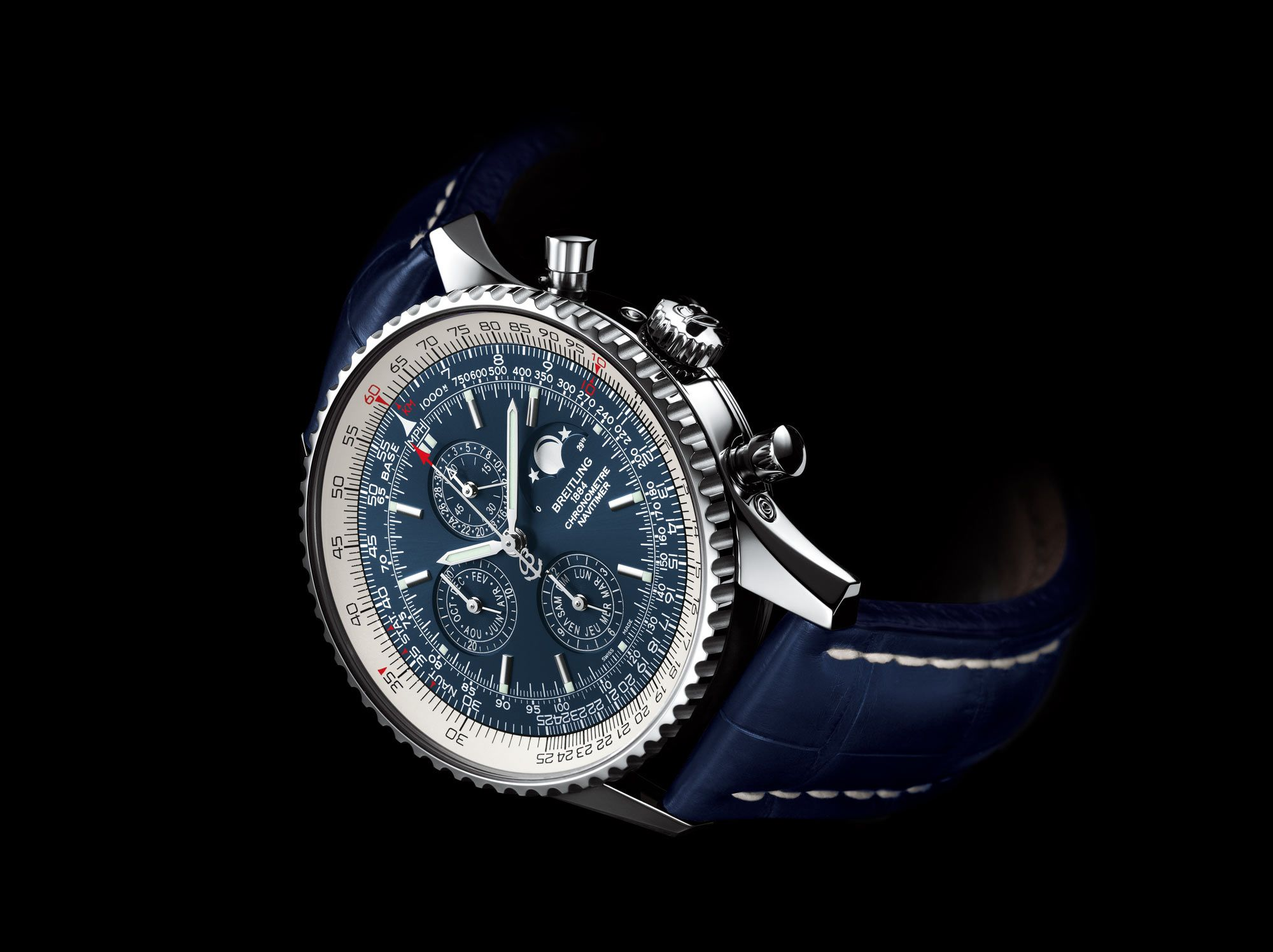 addca5f5ff4 Navitimer 1461 - Breitling - Instruments for Professionals
