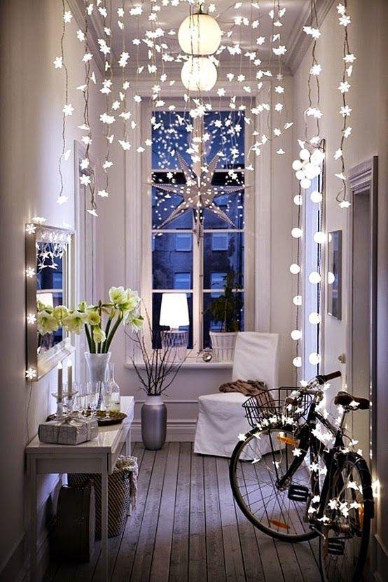Einrichtung Ideen IKEA einrichten Deko dekorieren Winter - wohnzimmer ideen ikea