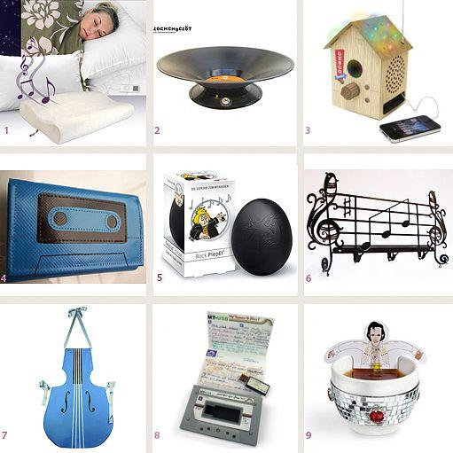 Günstige Geschenkideen zu Weihnachten für Musikfans