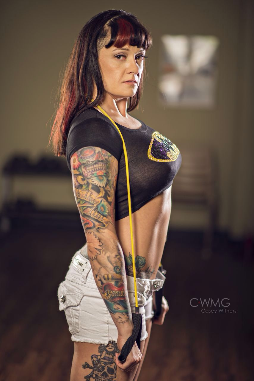 Athlete Anna Kp Campbell Photographer C Withers Media Group Location Strouds Fitness Lift Heavy Women Fitness