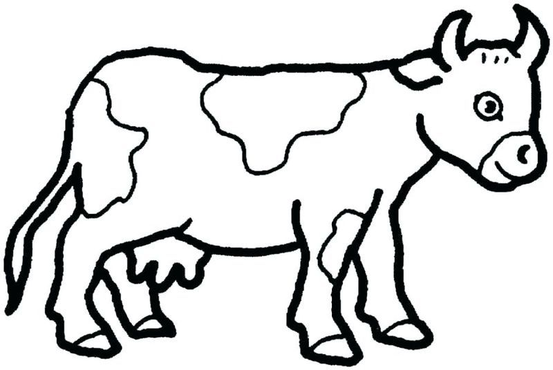 Cute Cow Coloring Pages Pdf Free Coloring Sheets Cow Coloring Pages Farm Animal Coloring Pages Farm Coloring Pages