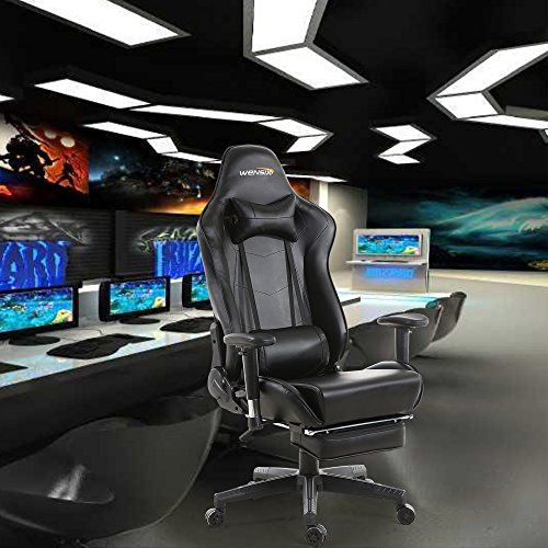 WENSIX Gaming Chair High-back Racing Style Computer Chair