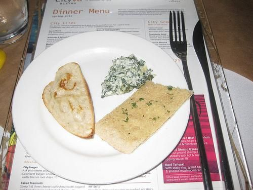 The Olive Garden Hot Artichoke and Spinach Dip Recipe