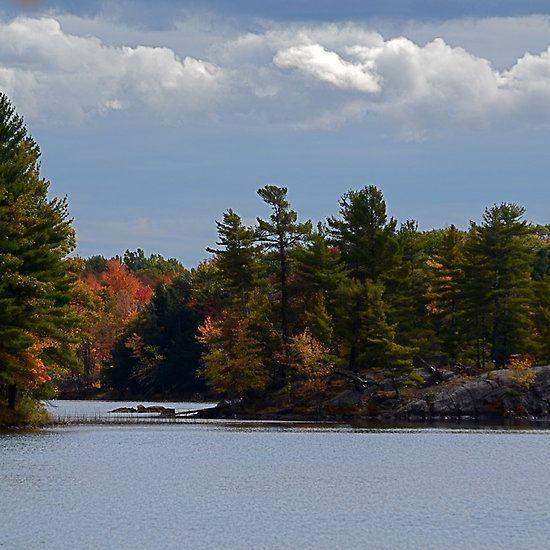 Frontenac Provincial Park Northern Ontario Canada