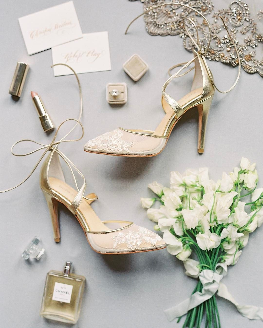 a64807298 A bridal accessories  flatlay is a wedding photography must-have! Taking  major  inspo from this shot in  bellabelleshoes s latest lookbook!