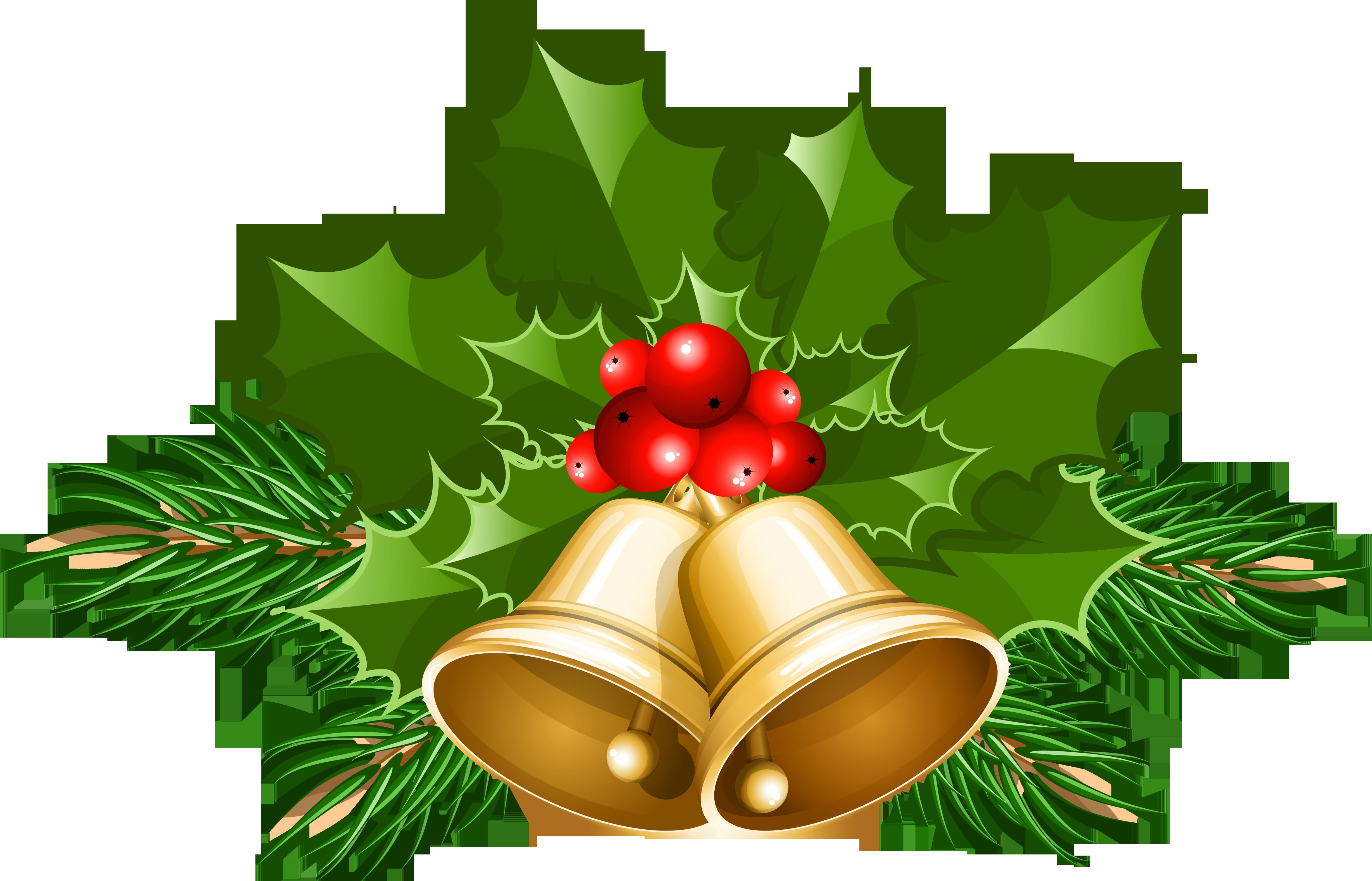 large transparent christmas bells png clipart gallery rh pinterest ca clipart christmas bells holly clipart christmas bells black and white