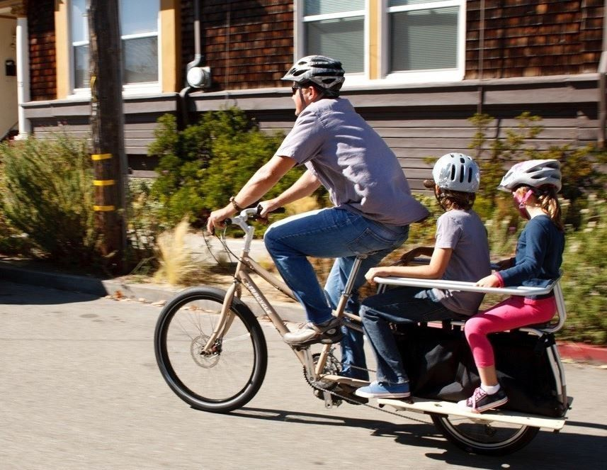 Xtracycle Hooptie family conversion kit   Bicycle for ...